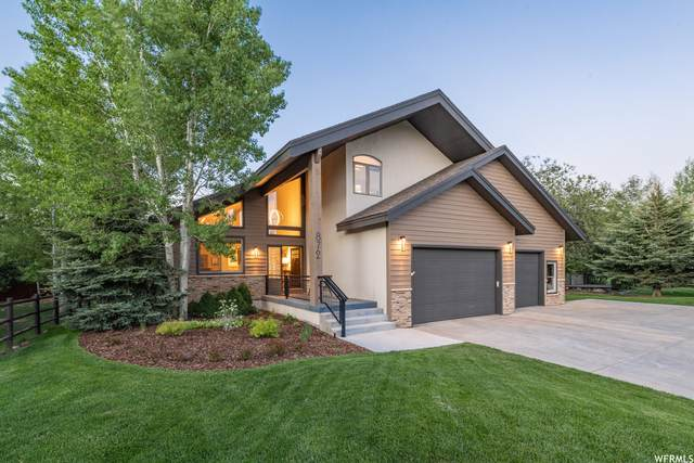 872 Martingale Ln, Park City, UT 84098 (MLS #1745363) :: High Country Properties