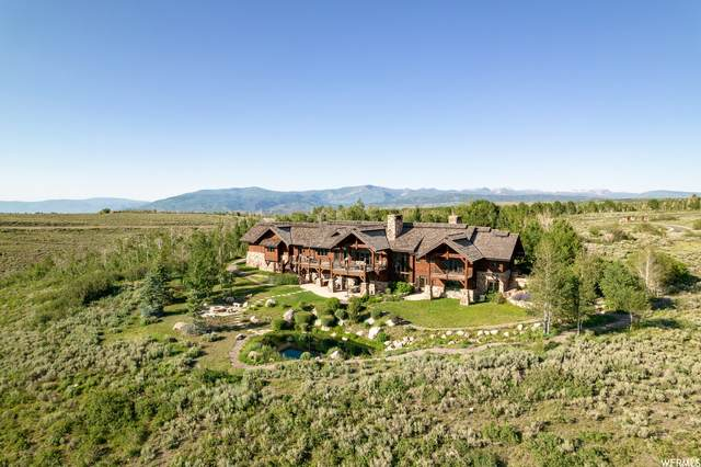 8518 E Forest Rd #25, Woodland, UT 84036 (MLS #1745370) :: High Country Properties