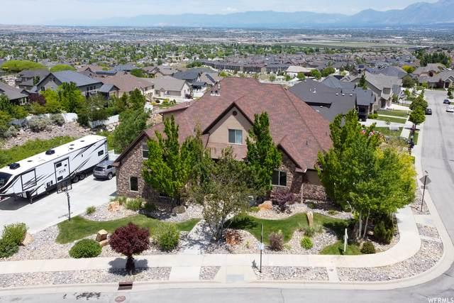 5384 W Rose Summit Dr, Herriman, UT 84096 (#1745373) :: Gurr Real Estate