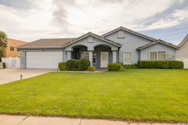 1281 N 1390 W, St. George, UT 84770 (#1745394) :: UVO Group | Realty One Group Signature