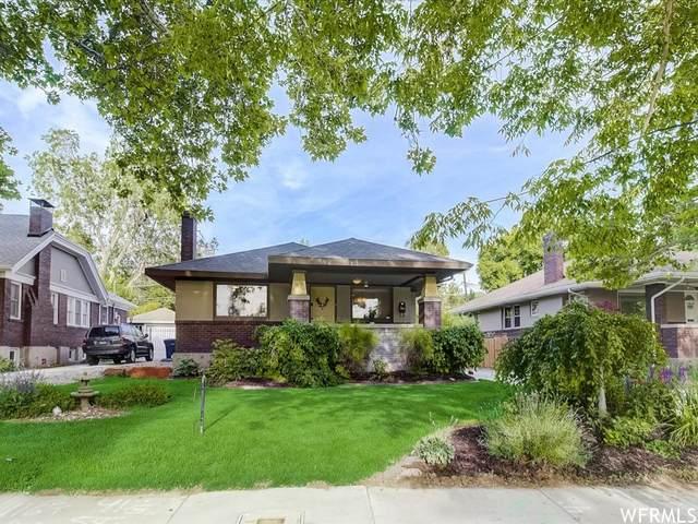 1041 S Mcclelland St, Salt Lake City, UT 84105 (#1745593) :: Utah Real Estate