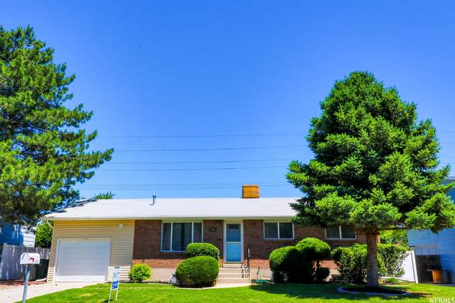 3504 W Ottawa Dr, West Valley City, UT 84119 (#1745870) :: Colemere Realty Associates