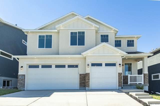 346 W Rocky Creek Way #11206, Saratoga Springs, UT 84045 (#1745888) :: Utah Real Estate