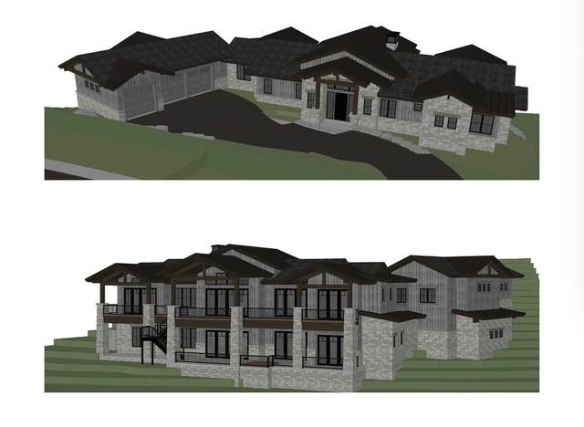 2414 E Flat Top Mountain (Lot 93) #93, Heber City, UT 84032 (#1746032) :: Doxey Real Estate Group