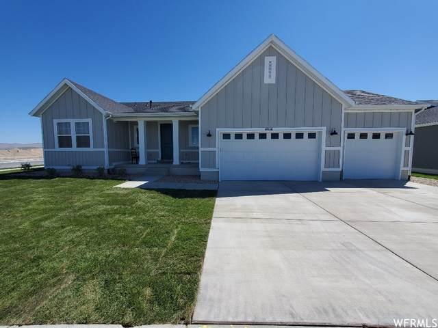 2032 E Emerald Ave N #117, Eagle Mountain, UT 84005 (#1746112) :: Berkshire Hathaway HomeServices Elite Real Estate