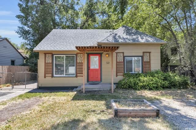 250 E Crestone Ave S, South Salt Lake, UT 84115 (#1746126) :: Berkshire Hathaway HomeServices Elite Real Estate