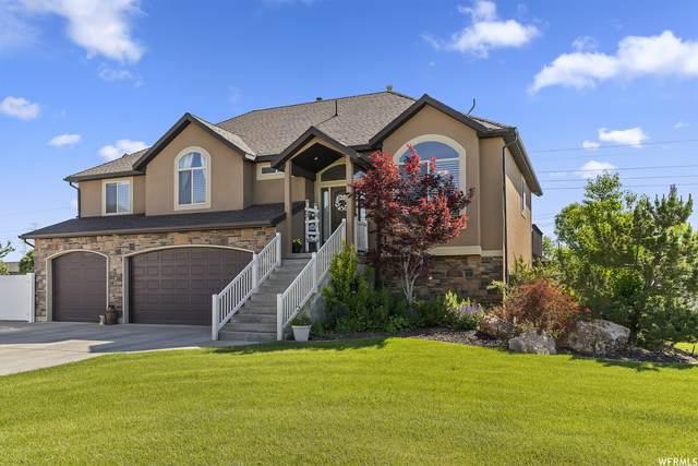 297 N Prairie View Dr, Farmington, UT 84025 (#1746357) :: Utah Best Real Estate Team | Century 21 Everest