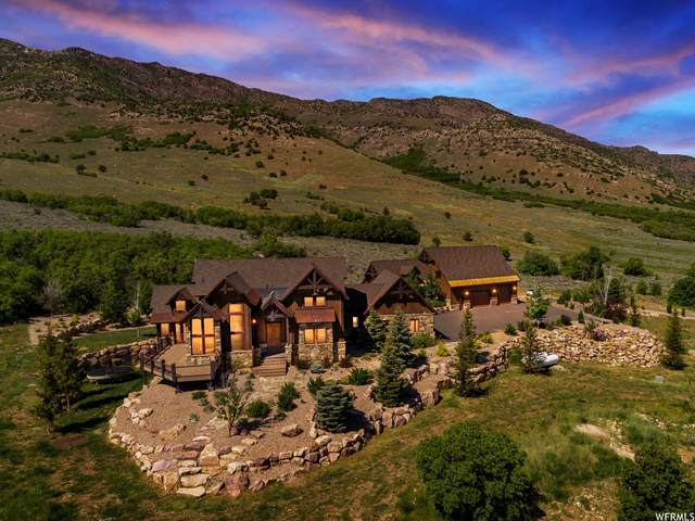 10452 E Hwy 39 S, Huntsville, UT 84317 (#1746665) :: UVO Group   Realty One Group Signature