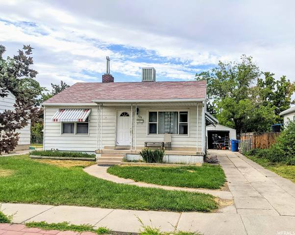 828 W Montague Ave, Salt Lake City, UT 84104 (#1746695) :: Doxey Real Estate Group
