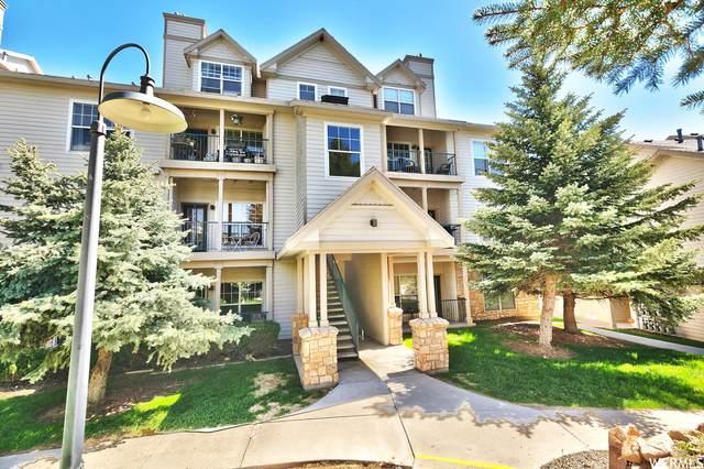 900 Bitner Rd F37, Snyderville, UT 84098 (MLS #1746880) :: High Country Properties