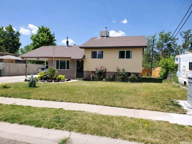 4688 S Green Valley Dr, Salt Lake City, UT 84107 (#1746997) :: Pearson & Associates Real Estate