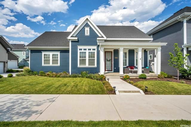10711 S Kestrel Rise Rd, South Jordan, UT 84009 (#1747368) :: Utah Real Estate