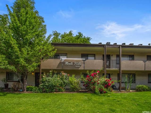 1555 E 3900 S #209, Salt Lake City, UT 84124 (#1747501) :: Utah Real Estate