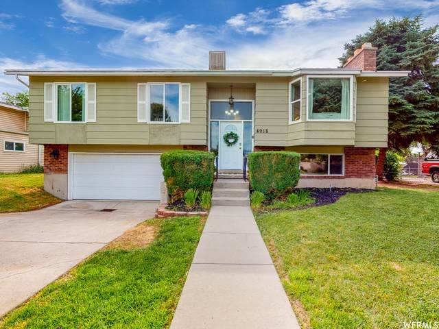 4918 S Huntington Rd W, Taylorsville, UT 84129 (#1747505) :: Colemere Realty Associates