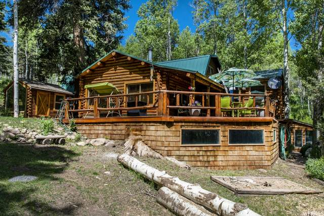 1835 Tollgate Canyon Rd 68A, Coalville, UT 84017 (MLS #1747553) :: Summit Sotheby's International Realty