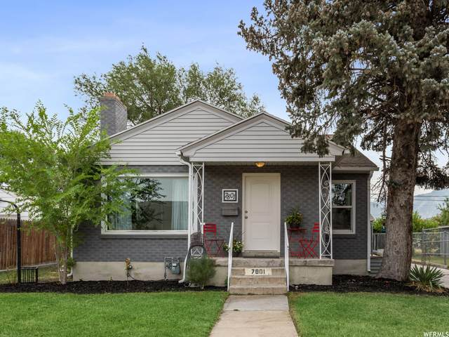 7801 S Oak St W, Midvale, UT 84047 (#1747620) :: Doxey Real Estate Group