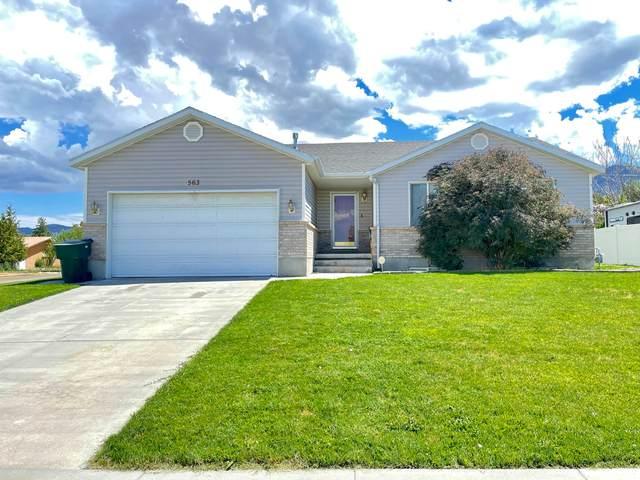 563 S 450 W, Tooele, UT 84074 (#1747661) :: Utah Dream Properties