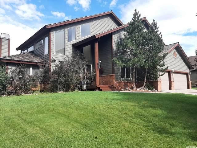 4781 Winchester Ct, Park City, UT 84098 (#1747663) :: Berkshire Hathaway HomeServices Elite Real Estate