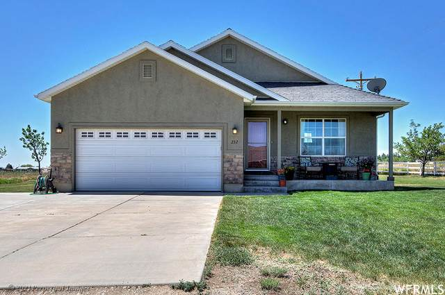 232 E 500 N, Monticello, UT 84535 (MLS #1747853) :: Lookout Real Estate Group