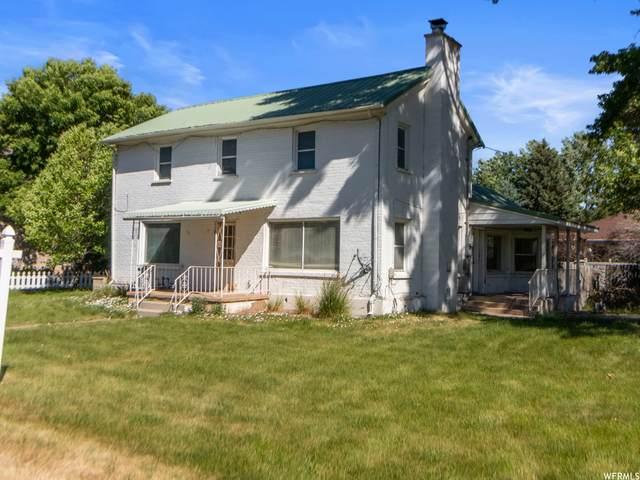 126 W Young St S, Morgan, UT 84050 (#1747901) :: Utah Real Estate