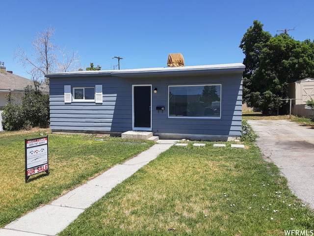 43 W 100 S, Smithfield, UT 84335 (#1748005) :: C4 Real Estate Team