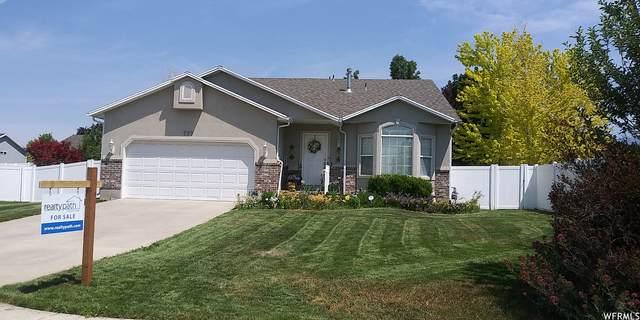 299 E 1375 N, Layton, UT 84041 (#1748026) :: C4 Real Estate Team