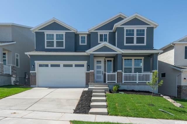 354 W Rocky Way #11207, Saratoga Springs, UT 84045 (#1748153) :: Utah Real Estate