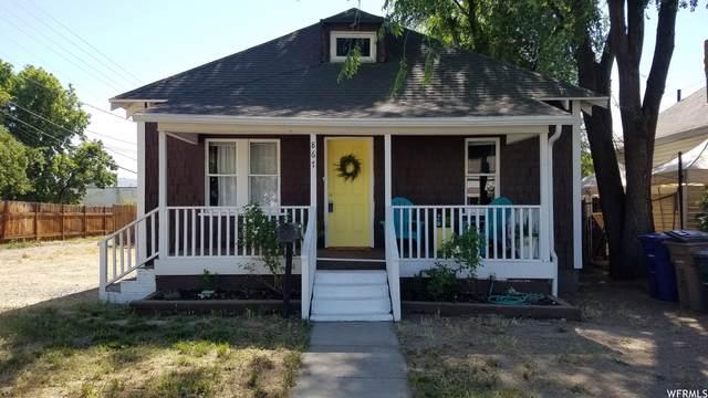 867 S Puelbo St W, Salt Lake City, UT 84104 (#1748175) :: Utah Real Estate
