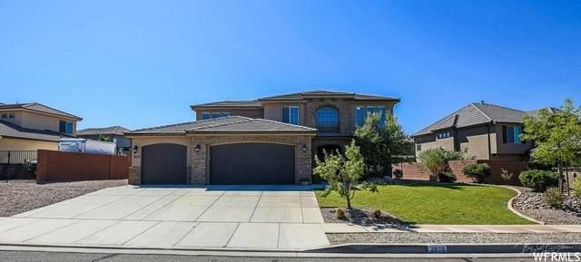 2878 E Crimson Ridge Rd, St. George, UT 84790 (MLS #1748196) :: Lookout Real Estate Group