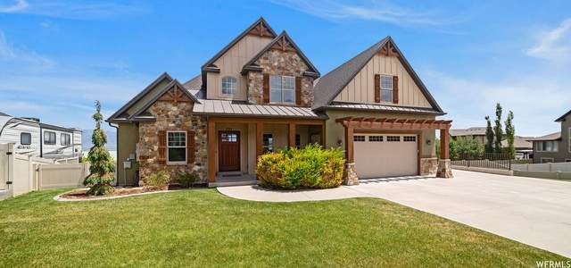 2752 S Sandalwood Cir, Saratoga Springs, UT 84045 (MLS #1748207) :: Summit Sotheby's International Realty