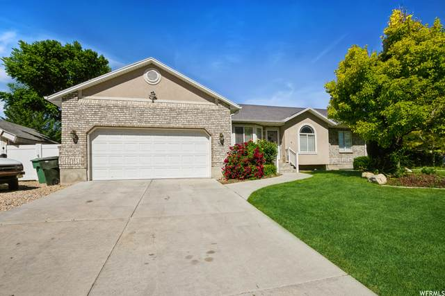 7646 S 5320 W, West Jordan, UT 84081 (#1748232) :: Doxey Real Estate Group