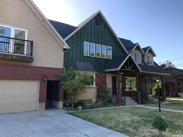 2024 S 1900 E, Salt Lake City, UT 84108 (#1748260) :: Doxey Real Estate Group