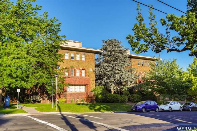 86 N B St #10, Salt Lake City, UT 84103 (#1748327) :: Utah Dream Properties