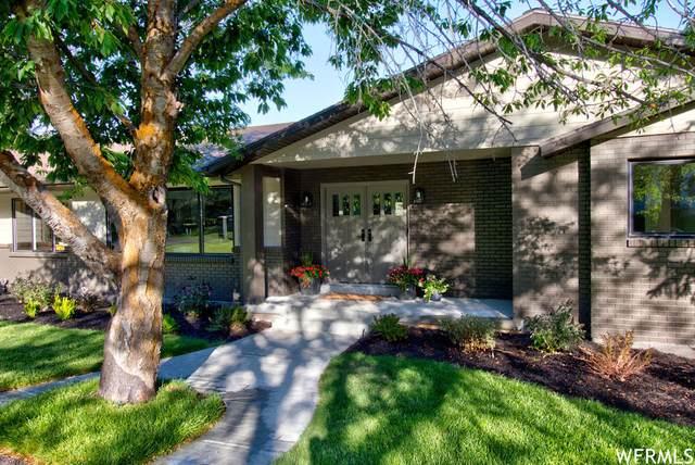 1 Dawn Hill Dr, Sandy, UT 84092 (#1748395) :: Pearson & Associates Real Estate