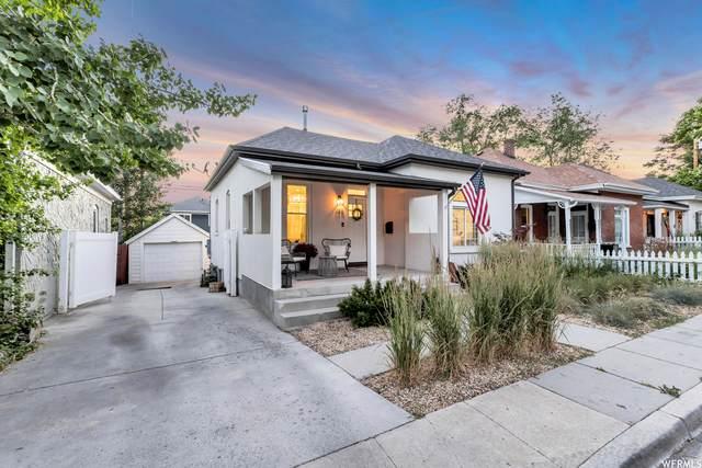 136 S Dooley Ct E, Salt Lake City, UT 84102 (#1748434) :: Utah Real Estate