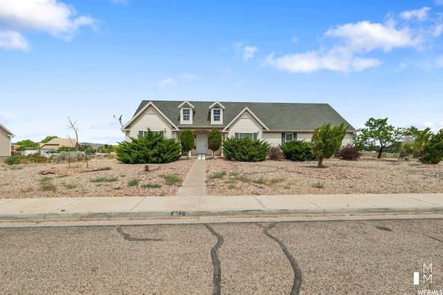 1022 S Laurie Ln, Cedar City, UT 84720 (#1748649) :: Berkshire Hathaway HomeServices Elite Real Estate