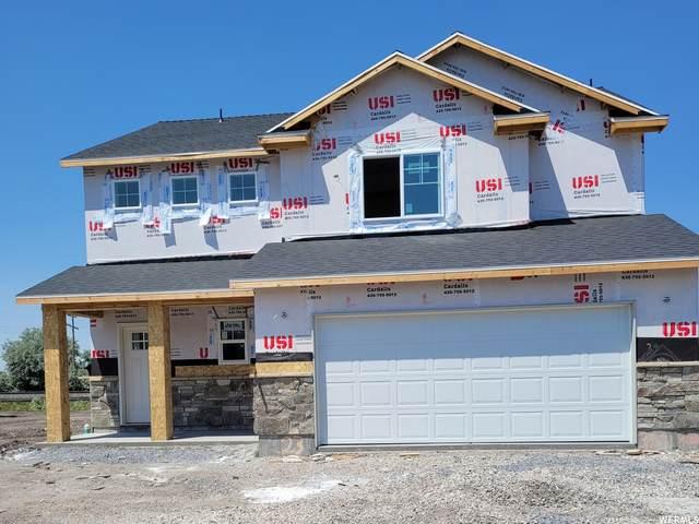385 N 800 W #23, Brigham City, UT 84302 (#1748687) :: Powder Mountain Realty