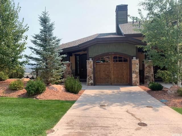 4206 Fairway Ln G1, Park City, UT 84098 (MLS #1748793) :: High Country Properties