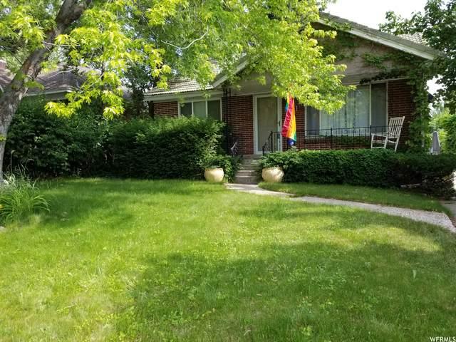 1776 E 2700 S, Salt Lake City, UT 84106 (#1748909) :: Berkshire Hathaway HomeServices Elite Real Estate
