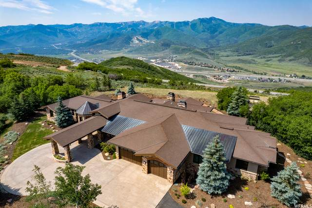 1715 W Red Hawk Ct #17, Park City, UT 84098 (#1749141) :: Colemere Realty Associates