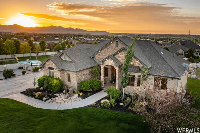2618 W 15250 S, Bluffdale, UT 84065 (#1749166) :: Colemere Realty Associates
