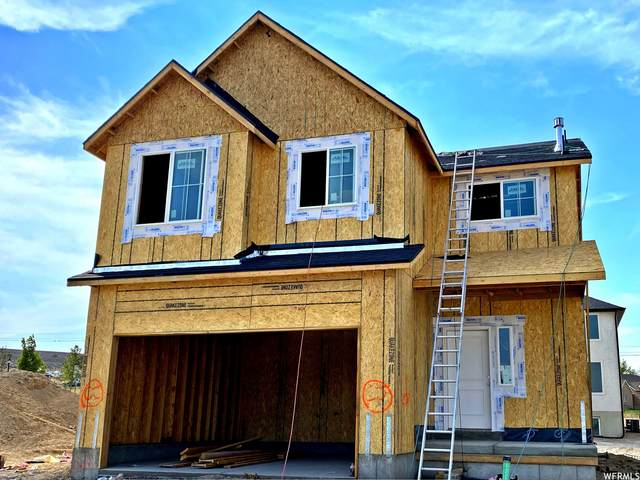 932 W Independence #150, Saratoga Springs, UT 84045 (#1749255) :: C4 Real Estate Team