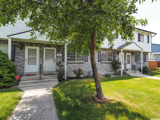 2753 S Centerbrook Dr, West Valley City, UT 84119 (#1749257) :: Colemere Realty Associates