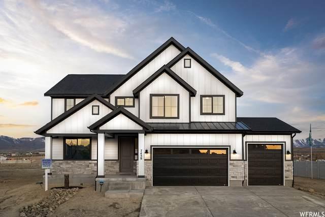 5929 W Cupric Bend Way S, West Jordan, UT 84081 (#1749408) :: Berkshire Hathaway HomeServices Elite Real Estate