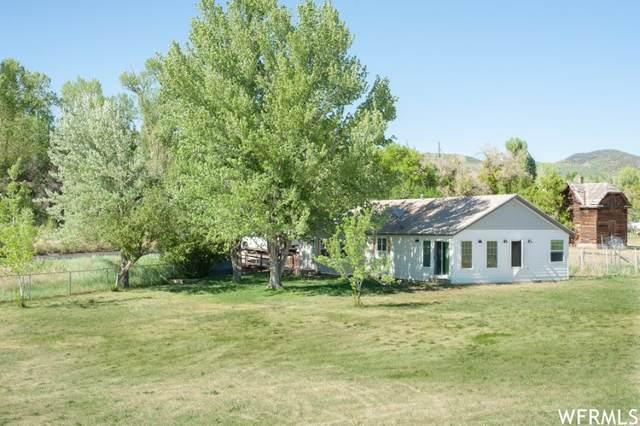 791 W Weber Canyon Rd, Oakley, UT 84055 (MLS #1749503) :: High Country Properties