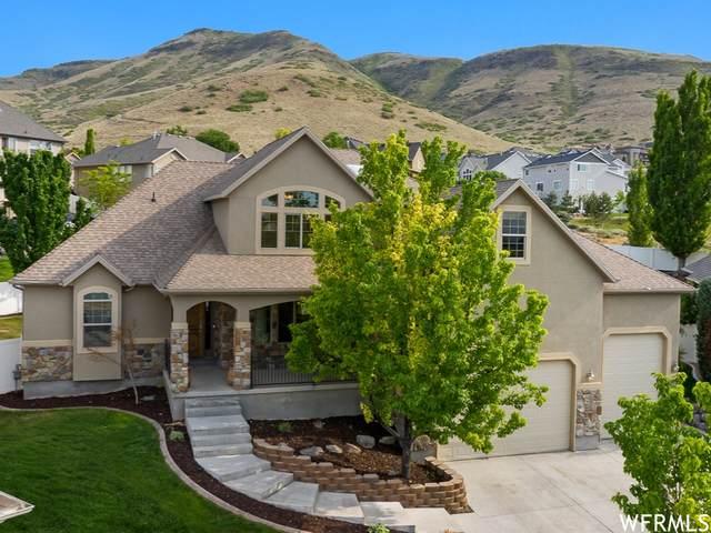 5977 W Heavy Cloud Cir S J66, Herriman, UT 84096 (#1749540) :: Utah Real Estate