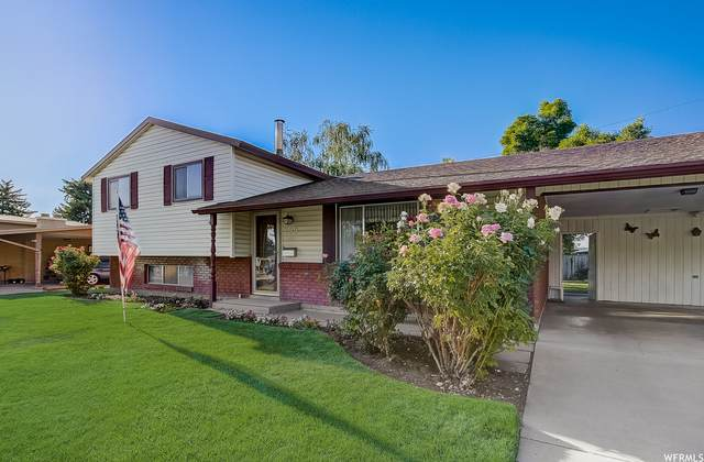 799 E Southwood Dr, Murray, UT 84107 (MLS #1749563) :: Lookout Real Estate Group