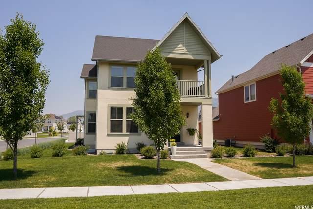 2060 W Phillips Street, Kaysville, UT 84037 (#1749565) :: Doxey Real Estate Group