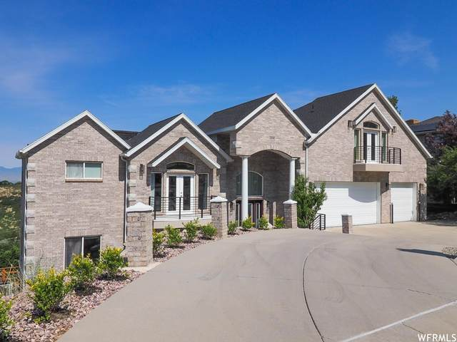 10190 S Wasatch Blvd, Sandy, UT 84092 (#1749572) :: Colemere Realty Associates