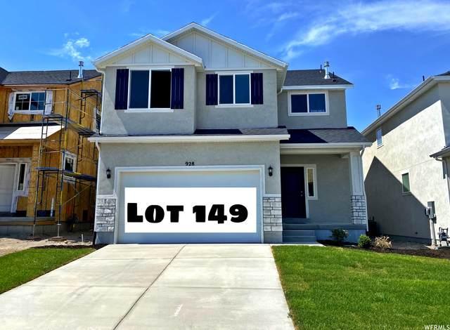 928 W Independence Way, Saratoga Springs, UT 84045 (#1749637) :: C4 Real Estate Team